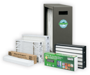 Climate Filtration System.